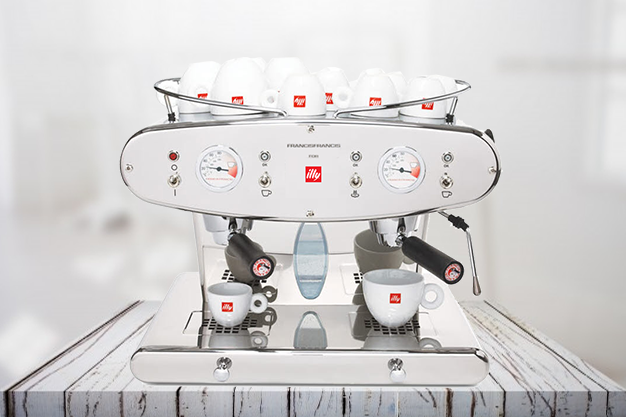 Office Coffee Services Illy