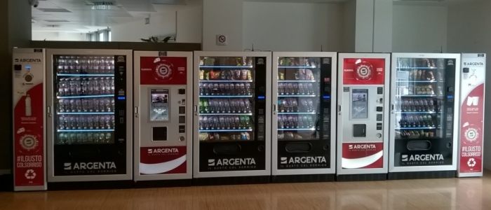 Distributori Automatici Gruppo Argenta